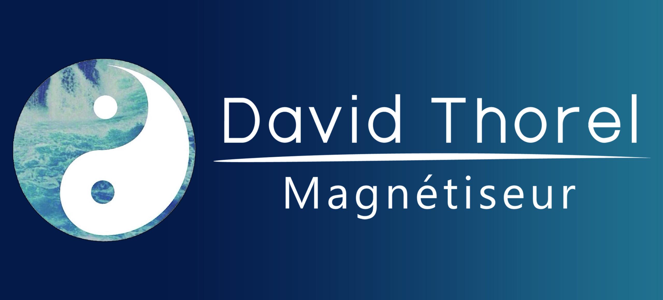 logo David Thorel Magnétiseur